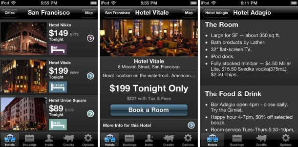 Startup Monday: HotelTonight - San Francisco Event Planning