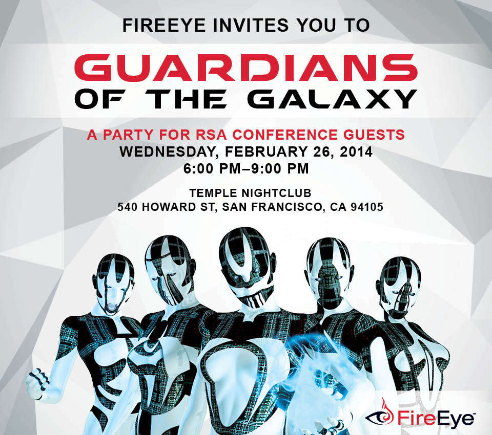 Rsa pulls away from the personal lines broker motor market - Event Spotlight Fireeye Guardians Of The Galaxy San Francisco Event Planning