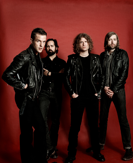 The Killers, september 7th 2012, Berlin Festival