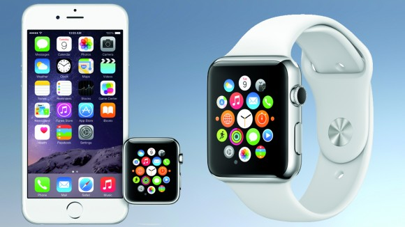 Apple Watch and Iphone 6 Apple New Technology