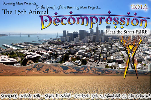decompression 2014