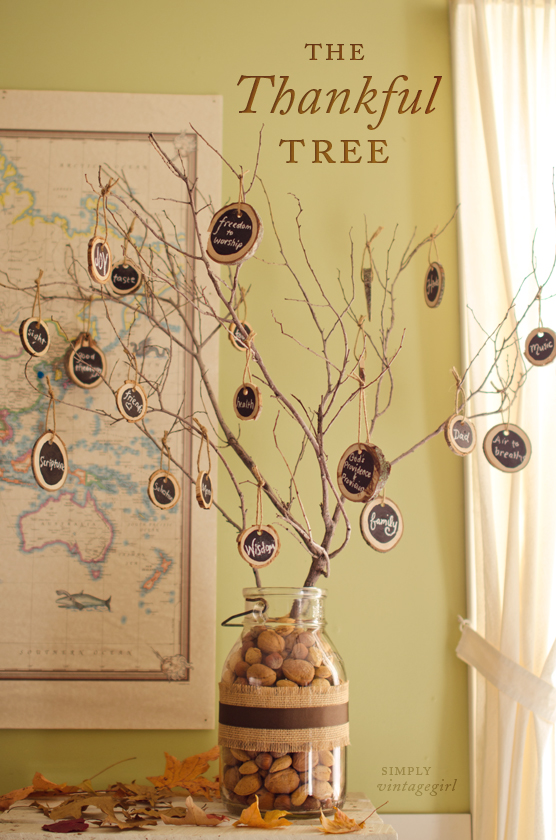5 diy thanksgiving decor ideas - Creative decoration ideas for home without ripping you off ...