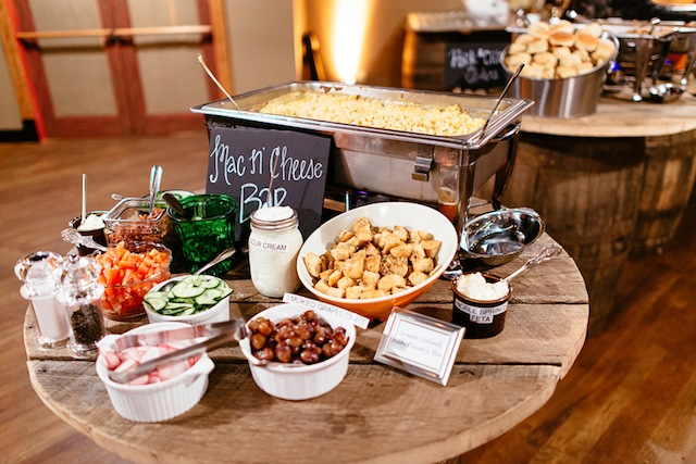 3 unique food bar ideas for your next party abcey events for Food bar trend skopje