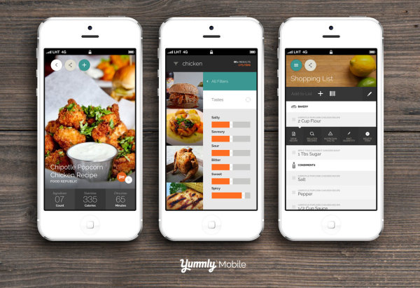 5 Apps to Ease Meal Planning