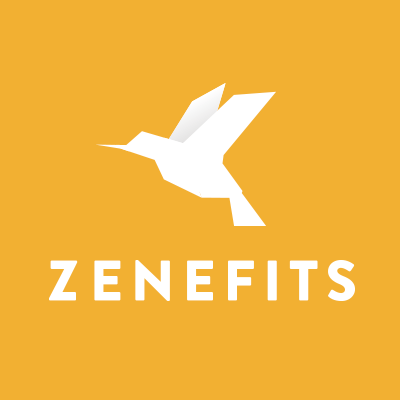 Zenefits Startup Logo