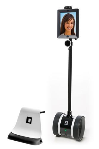 robot mobile telepresence