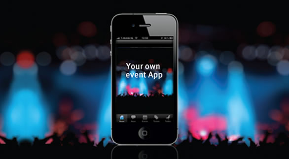 Create your own event app