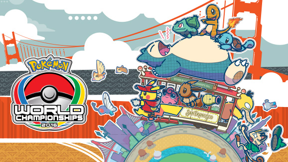Bay Area Events Pokemon World championship 2016