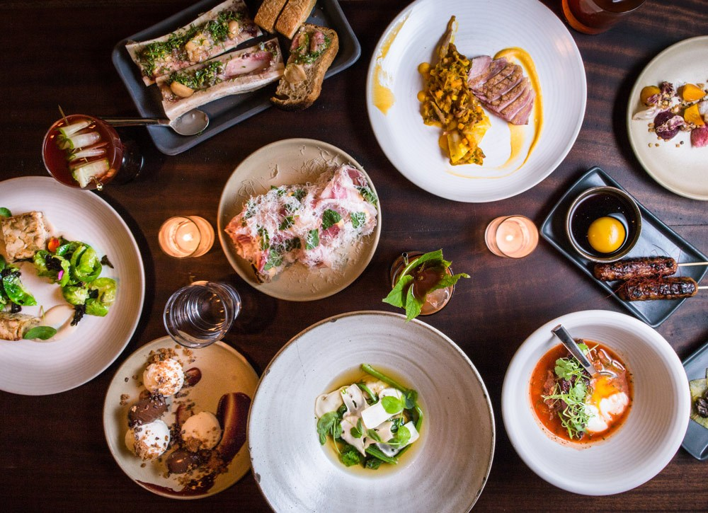 SF Restaurant Week