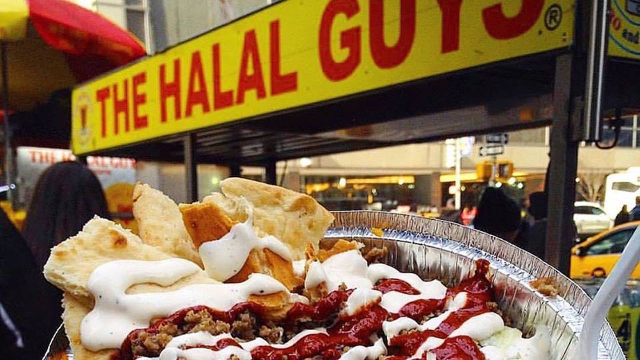 Halal Guys Weekend Lineup