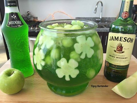 St. Patrick's Day Fishbowl