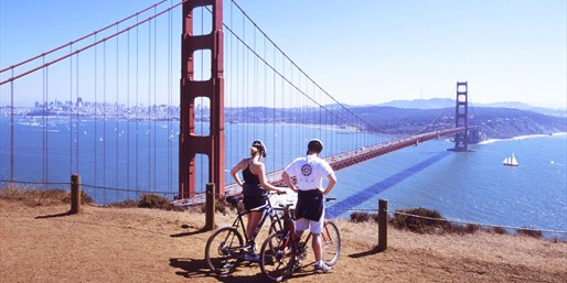 San Francisco Biking - Weekend Lineup