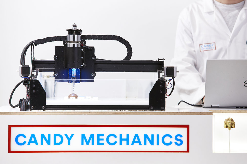 Candy Mechanics 3D Printer