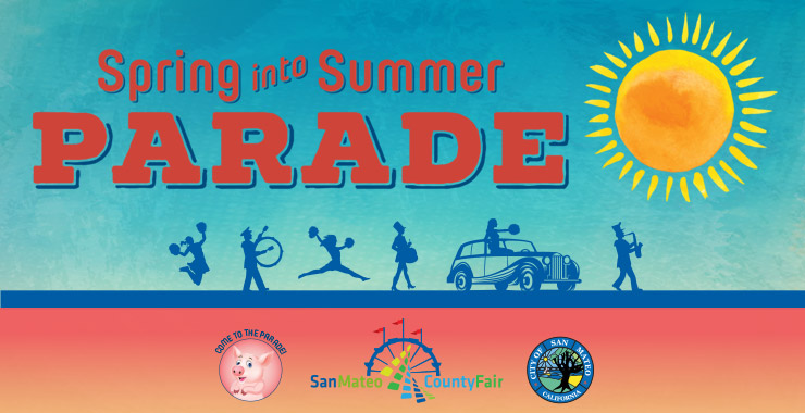 Spring Into Summer Parade Weekend Lineup