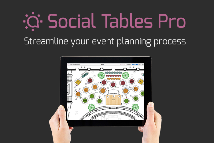 Social tables app event planning