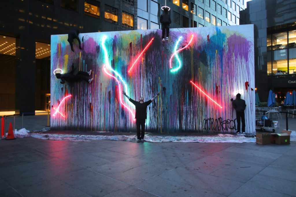 Live Art Exhibitions