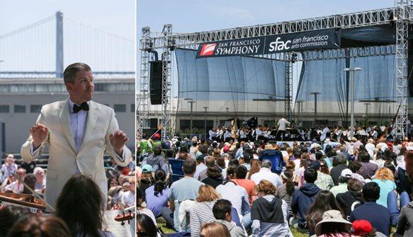 SF Symphony Concert