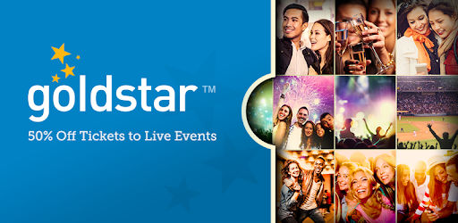 goldstar - event discovery apps