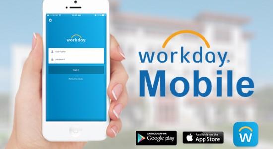 Workday mobile